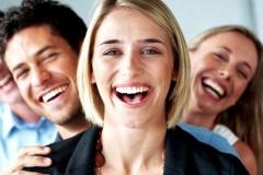 Сміх допоможе спалити калорії та позбутися стресу
